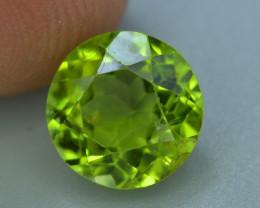 2.95 Ct Natural Green Peridot