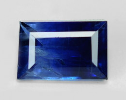 0.40 Cts Amazing Rare Natural Fancy Blue Ceylon Sapphire Loose Gemstone