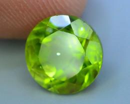 3.45 Ct Natural Green Peridot