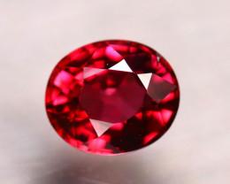 Rhodolite 1.55Ct Natural Red Rhodolite Garnet DR249/A5