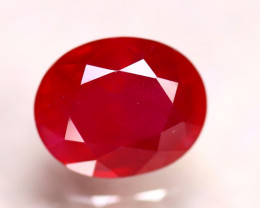 Ruby 5.53Ct Madagascar Blood Red Ruby DR257/A20