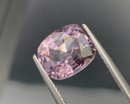 2.94 Cts Burma Lilac Color Spinel AAA Natural Unheated/Untreated