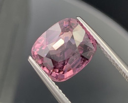 3.58 Cts Burma Natural Spinel Top Quality Lilac Color Unheated