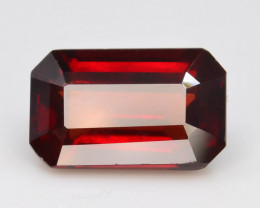 AAA Cut 2.50  Ct Natural Ravishing Color Rhodolite Garnet