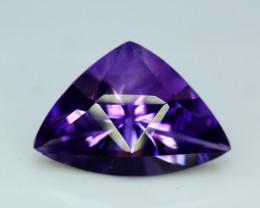 Amethyst, 10.20 Cts Natural Top Color & Cut Amethyst Gemstones