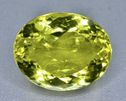 24.85 Crt Lemon Quartz  Top Quality Faceted Gemstone (Rk-68)