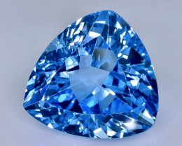 34.74 Crt Topaz Top Quality  Faceted Gemstone (Rk-68)