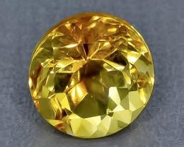 4.39 Crt Citrine  Faceted Gemstone (Rk-68)