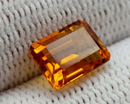 1.75CT MADEIRA CITRINE  BEST QUALITY GEMSTONE IIGC59