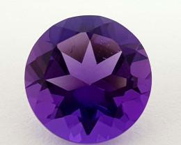 3.25Crt Natural Amethyst Natural Gemstones JI48