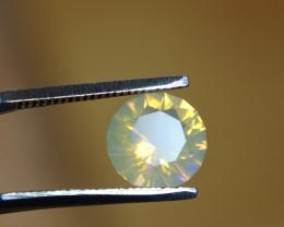 Opal - precision - 1.37ct - VVS -  Australia