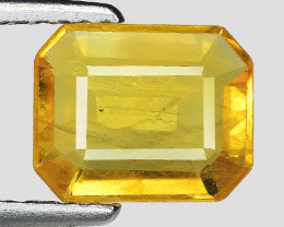 1.58 CT NATURAL SAPPHIRE FROM THAILAND SIAM YS10