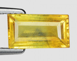 1.51 CT YELLOW SAPPHIRE FROM THAILAND SIAM YS16