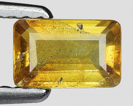 NATURAL YELLOW SAPPHIRE FROM THAILAND SIAM YS37