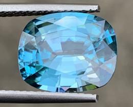 7.00 CT Zircon Gemstones Top luster & Cutting