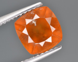 Natural Hessonite Garnet  2.26 Cts