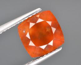 Natural Hessonite Garnet 2.73 Cts