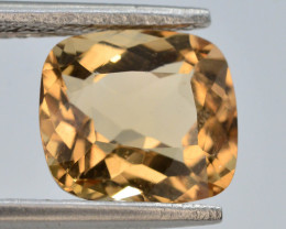 2.60 Ct Natural Heliodor AAA Grade Yellow Color
