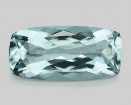 2.02 Un Heated  Sky Blue Color Natural Aquamarine Loose Gemstone