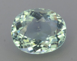 Attractive  2.20 ct Aquamarine