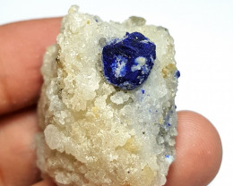 Amazing Natural color Damage free Lapis Lazuli Specimen 171Cts-A