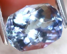 Tanzanite 1.79Ct Precision Master Cut BiColor Tanzanite AT0419