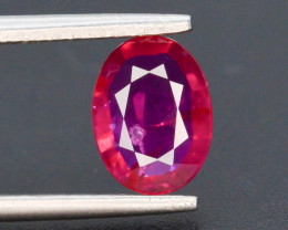 Rare 1.20  ct Natural Ruby ~ Madagascar.