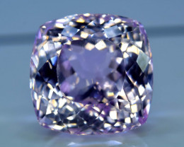 41.55 Carats Natural Pink Color Kunzite Gemstone From Afghanistan