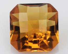 2.07 Crt Madeira Citrine Brilliant Color & Cut ~ C13