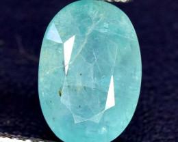 NR - 3.40 Carats Rare Natural Rare Grandidierite Gemstone