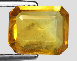 1.98 Cts Yellow Sapphire Sparkling Intense SY3