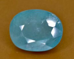2.48 Crt Natural Grandidierite Faceted Gemstone.( AB 93)