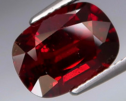 5.76 ct 100% Natural Earth Mined Red Spessartite Garnet