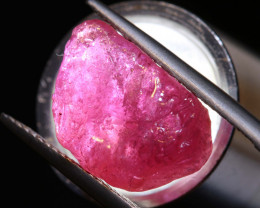 11.85 CTS   AFRICAN  RUBY ROUGH   RG-5412