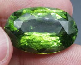 Ludwigite Peridot 26.95 carats