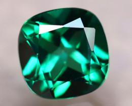 Green Topaz 3.84Ct Natural VVS Green Topaz ER110/A48