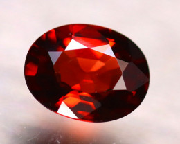 Almandine 1.57Ct Natural Vivid Blood Red Almandine Garnet ER122/B3