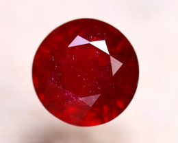 Ruby 5.10Ct Madagascar Blood Red Ruby  ER126/A20