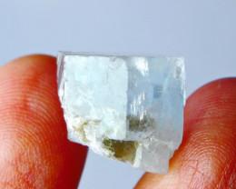24.30 CT Natural - Unheated  Blue Aquamarine Crystal
