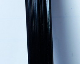 166.30  CT Natural - Unheated Black Tourmaline Crystal