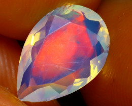Welo Opal 1.31Ct Natural Ethiopian Play of Color Opal ER90/A3
