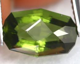 Moldavite 1.81Ct Master Cut Natural Czech Rep Green Moldavite A2515