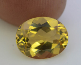 Top Grade 2.40 ct Natural Heliodor ~Yellow