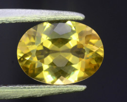 Top Grade 2.35 ct Natural Heliodor ~Yellow