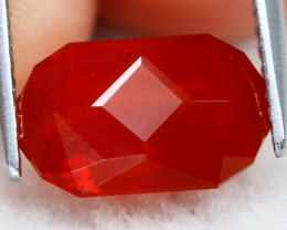 Mexican 2.21Ct Natural Precision Master Cut Mexican Fire Opal AT0461