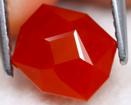 Mexican 1.71Ct Natural Precision Master Cut Mexican Fire Opal AT0471