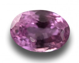 Natural Pink Sapphire|Loose Gemstone|New| Sri Lanka