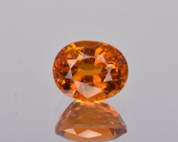 Natural Clinohumite 2.33 Cts Top Quality Rare Stone from Tajikistan