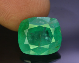 Top Color & Clarity 6.20 ct Emerald~Afghanistan