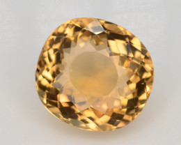 2.55 Ct Natural Heliodor AAA Grade Yellow Color